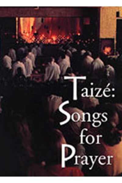 Taizé: Songs for Prayer - Congregational Parts