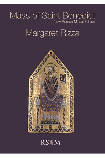 Rizza: Mass of Saint Benedict New Translation of Roman Missal Edition