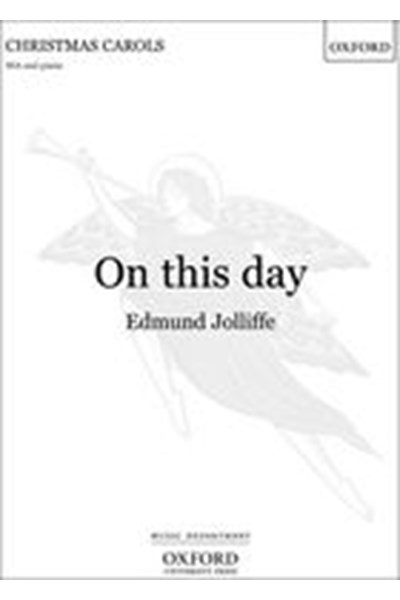 Jolliffe: On this day