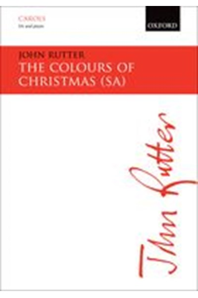 Rutter: The Colours of Christmas (SA)