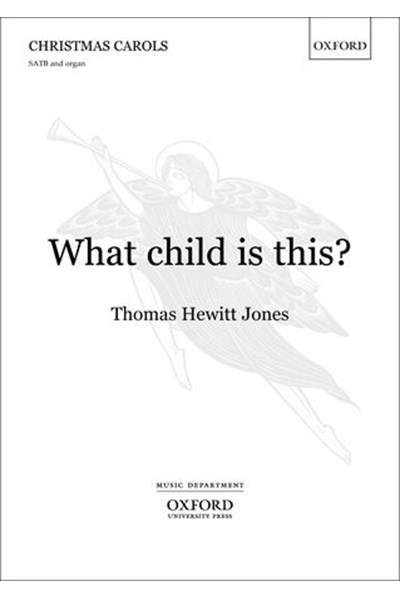 Hewitt Jones: What child is this?