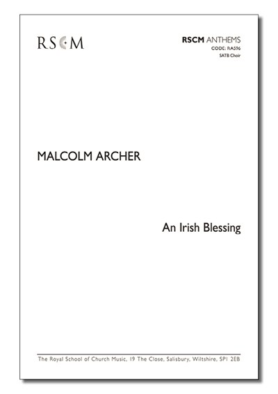 Archer: An Irish Blessing (May the road rise up to meet you)
