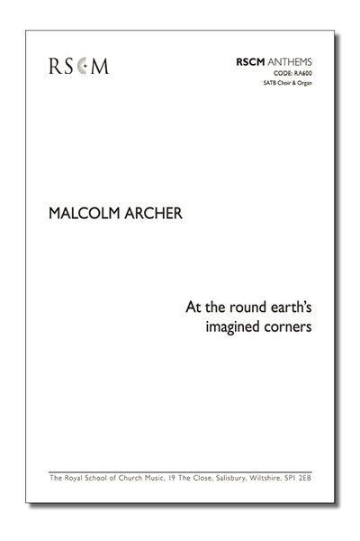 Archer: At the round Earth's imagined corners