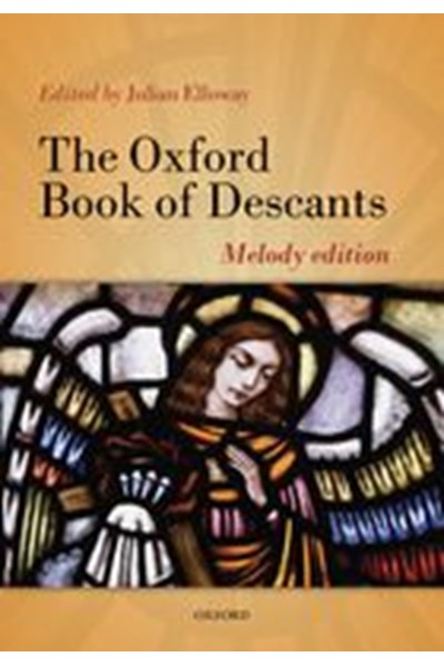 The Oxford Book of Descants - Melody