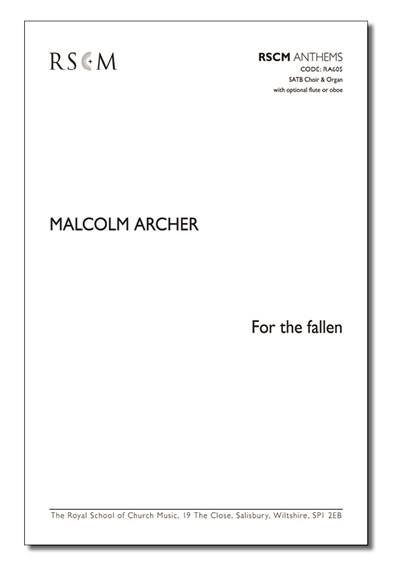Archer: For the fallen
