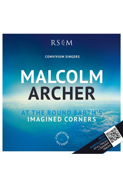 At the Round Earth's Imagined Corners (CD)