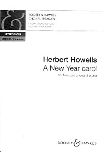 Howells: A new year carol