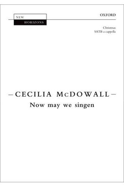 McDowall: Now may we singen