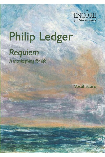 Ledger: Requiem (A Thanksgiving for Life)