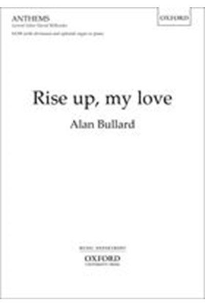 Bullard: Rise up, my love