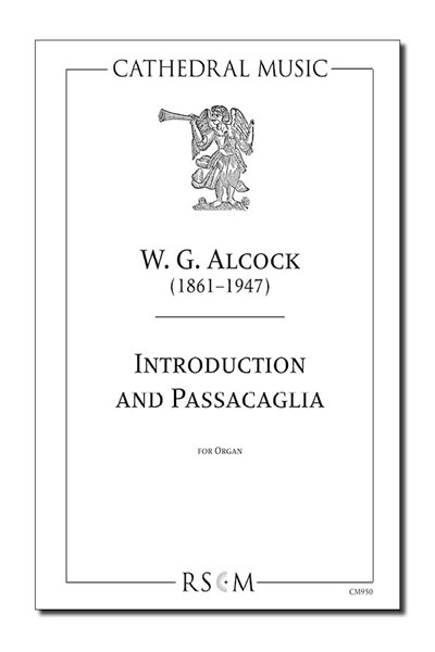 Alcock: Introduction and Passacaglia