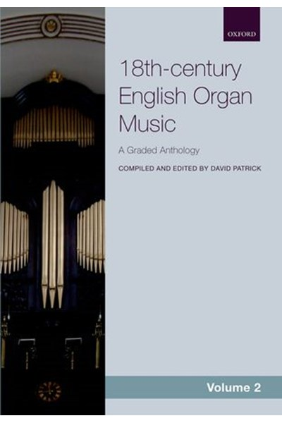 Anthology of 18th century English organ music, Volume 2