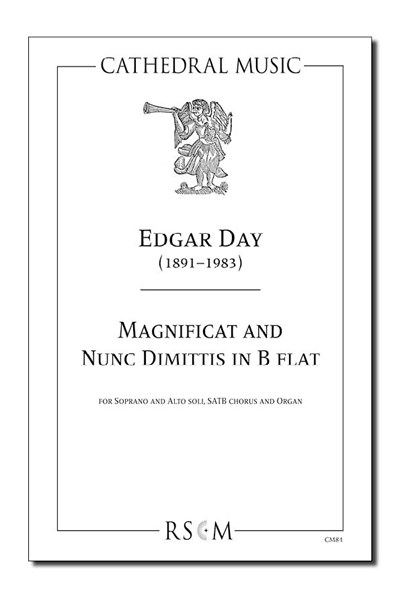 Day: Magnificat and Nunc Dimittis in B flat