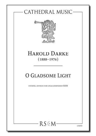 Darke: O gladsome light