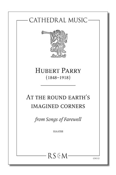 Parry: At the round earth's imagined corners