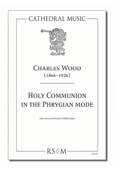 Wood: Holy Communion in the Phrygian mode
