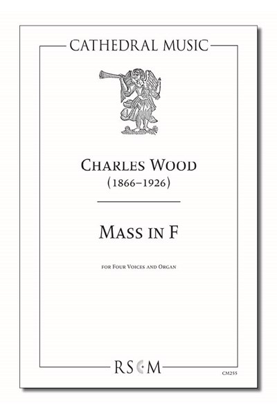Wood: Mass in F (Latin)