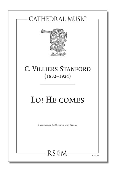 Stanford: Lo! He comes