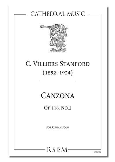 Stanford: Canzona, Op.116 No.2