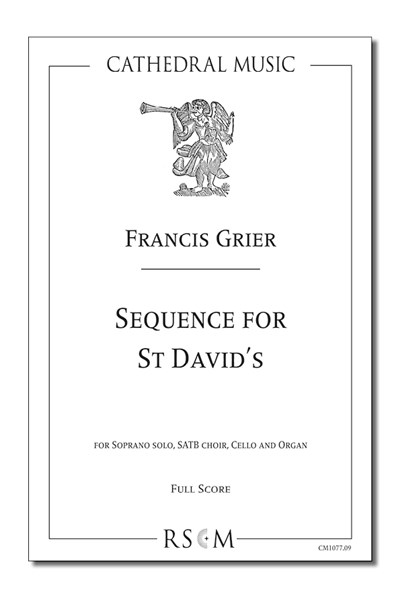 Grier: Sequence for St David's (Score)