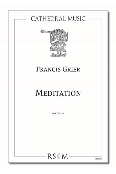 Grier: Meditation for organ