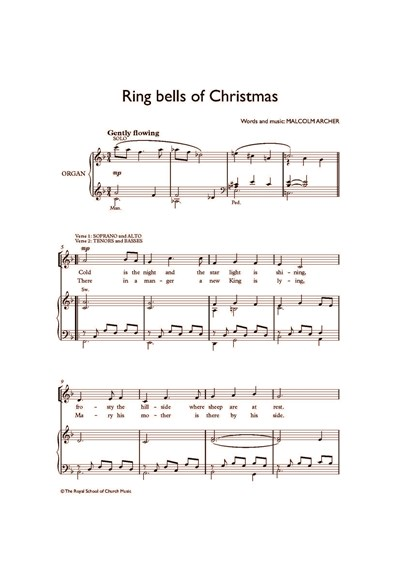 Archer: Ring bells of Christmas