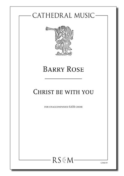 Rose: Christ be with you