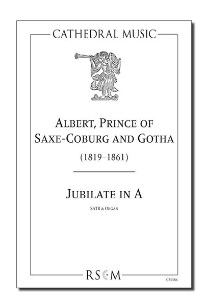 Albert: Jubilate in A