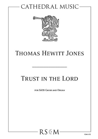 Hewitt Jones: Trust in the Lord