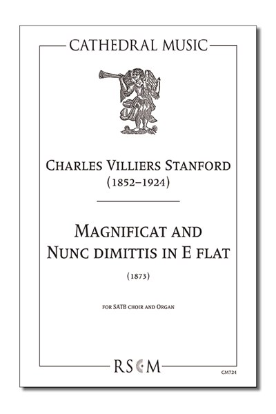 Stanford: Magnificat and Nunc Dimittis in E flat