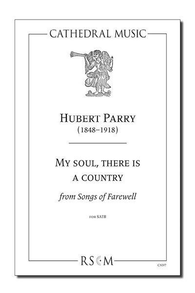 Parry: My soul, there is a country
