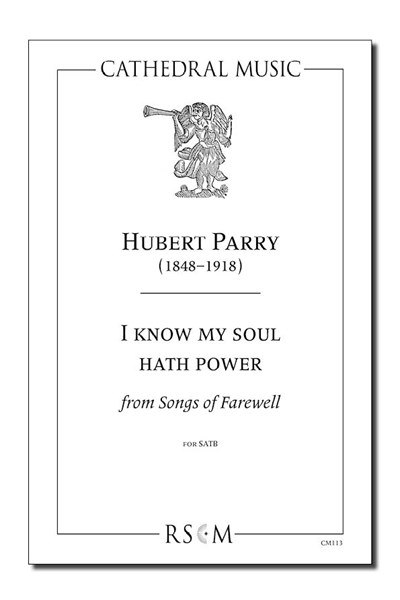 Parry: I know my soul hath power