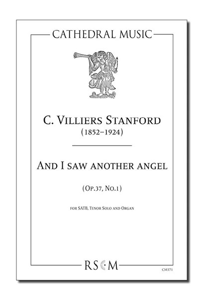Stanford: And I saw another angel