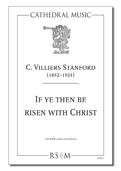Stanford: If ye then be risen with Christ