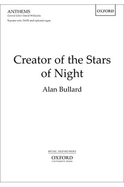 Bullard: Creator of the stars of night