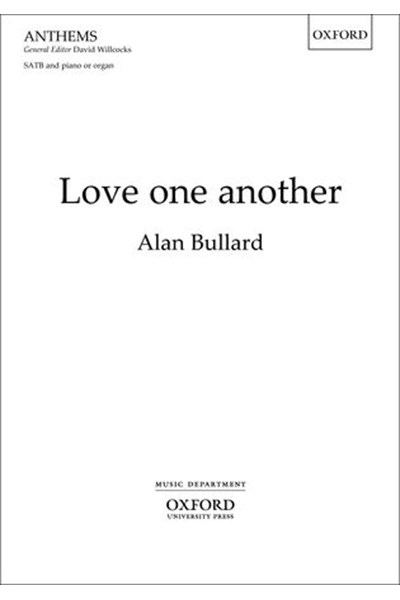 Bullard: Love one another