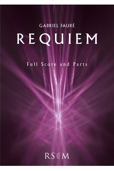 Fauré: Requiem Full Score and Parts