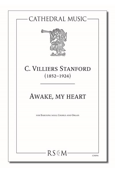Stanford: Awake, my heart