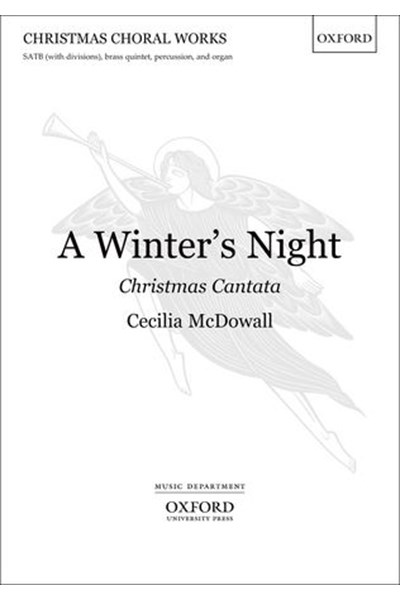 McDowall: A Winter's Night (Christmas Cantata)