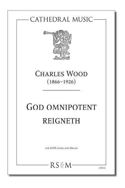 Wood: God omnipotent reigneth