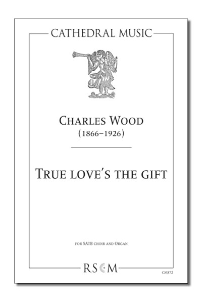 Wood: True love's the gift