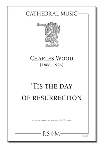 Wood: 'Tis the day of resurrection