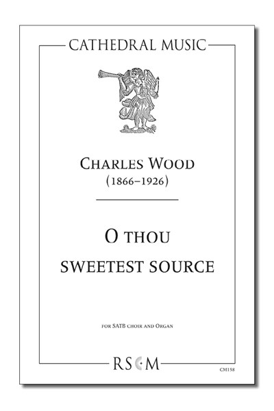 Wood: O thou sweetest source