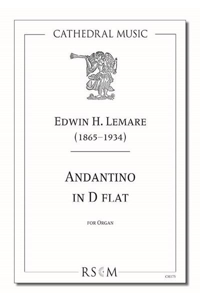 Lemare: Andantino in D flat