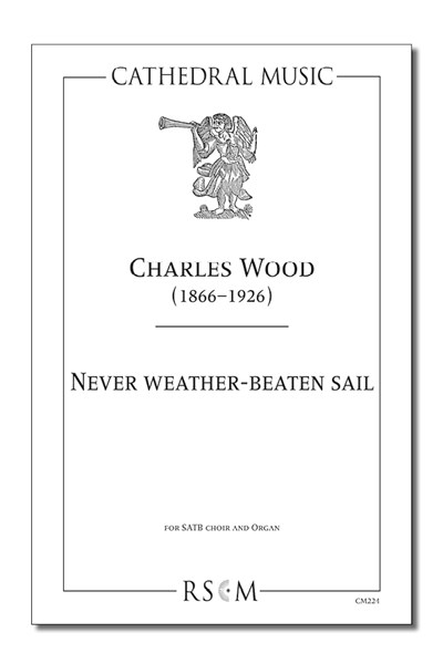 Wood: Never weather-beaten sail