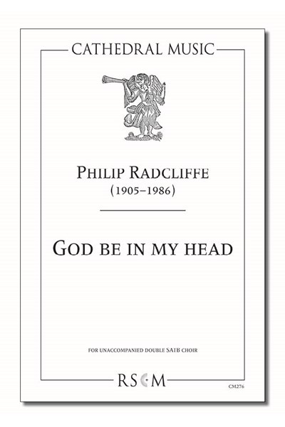 Radcliffe: God be in my head