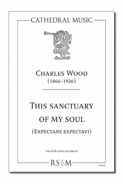 Wood: This sanctuary of my soul (Expectans expectavi)
