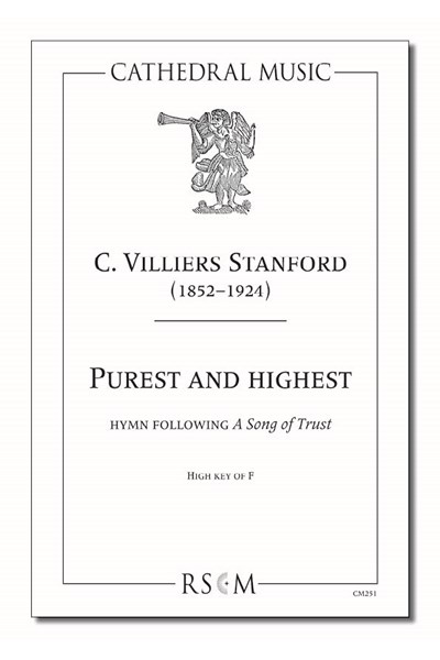 Stanford: Purest and highest (High key F)