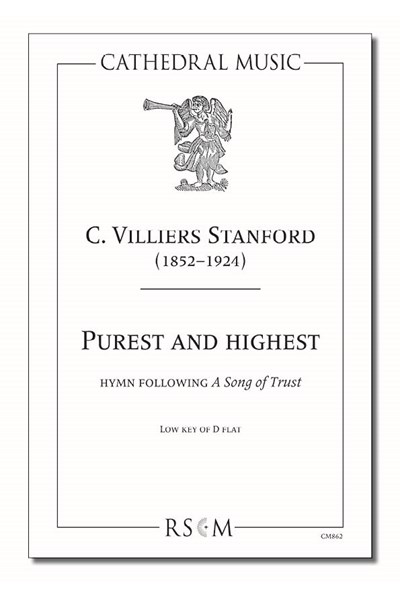 Stanford: Purest and highest (Low key D flat)