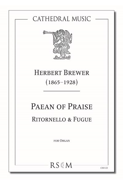 Brewer: Paean of Praise